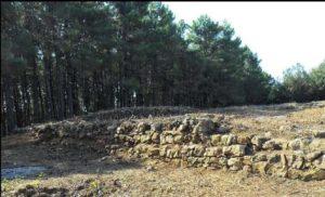 Il sito archeologico di Serro di Tavola