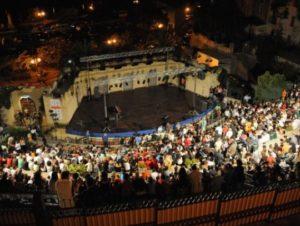 L'anfiteatro di Altomonte