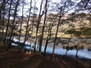 Lago dei due Uomini Fagnano Castello (CS)