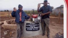 Rosarno for Africa. In funzione un pozzo di acqua potabile in Kenya
