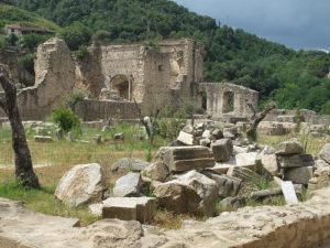 Soriano Calabro, ruderi Convento di San Domenico