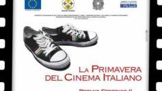 """In corso """"La Primavera del cinema italiano VIII edizione"""" a Cosenza"""
