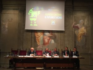 La conferenza stampa di presentazione del PNI 2015