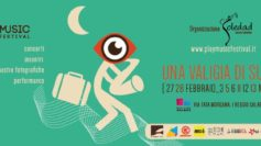 Una valigia di suoni contro la paura: al via l'edizione 2016 del Play Music Festival