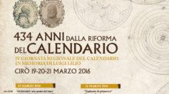 Cirò ricorda l'astronomo Luigi Lilio con la celebrazione della IV giornata regionale del calendario