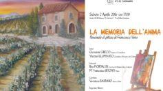 La memoria dell'anima. Personale di pittura di Francesca Vena