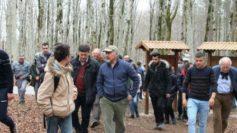A Mongiana (VV) un nuovo percorso scientifico nel bosco