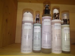 Prodotti di cosmesi naturali