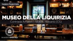 #Invasionidigitali a Rossano, da Amarelli