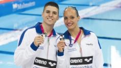 Giorgio Minisini e Mariangela Perrupato