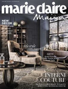 Cover Marie Claire Maison – novembre 2015 – styling Bruno Tarsia – photo Lorenzo Pennati