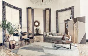 Marie Claire Maison – aprile 2015 – styling Bruno Tarsia – photo Lorenzo Pennati – location : Villa Mozart / sede della Maison di alta gioielleria Giampiero Bodino