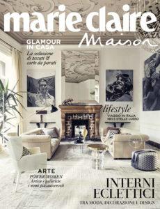 Cover Marie Claire Maison – aprile 2015 – styling Bruno Tarsia – photo Lorenzo Pennati