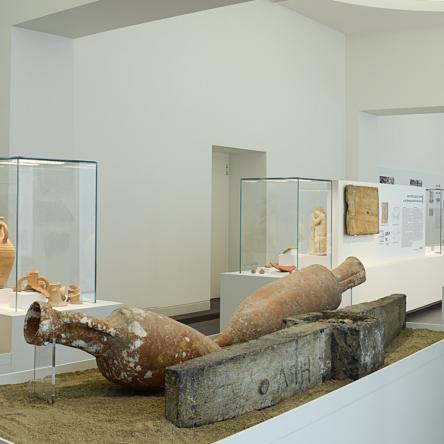 Il Direttore Malacrino rilancia l'ex Roof Garden per i reperti dall'età romana ai Normanni