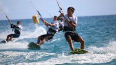 Il Club Velico di Crotone ottiene i primi risultati agonistici nella disciplina del kitesurf