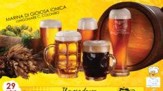 L'VIII Festival della birra a Marina di Gioiosa Ionica
