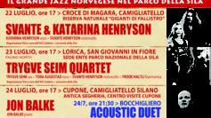 Torna il Peperoncino Jazz Festival tra i boschi della Sila