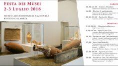 Festa dei Musei al MArRC: didattica per bambini e nuovi reperti in anteprima