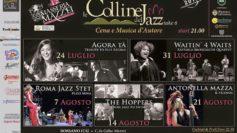 """Dal 24 giugno al via a Rossano il festival """"Le colline del Jazz"""""""