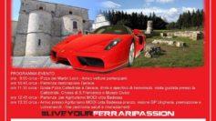 Ferrari Club RC: raduno a Gerace per le rosse