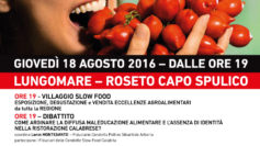 Slow Food a Roseto con lo Chef Mazzei