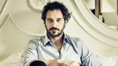 Claudio Santamaria ospite della X edizione del Festival del fumetto Le Strade del Paesaggio