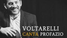 Peppe Voltarelli vincitore di una targa del Premio Tenco
