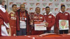 Vettel premia Reggio Calabria