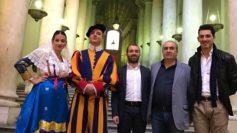 San Basile in Vaticano per raccontare l'identità arbereshe