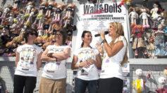 L'impegno della Versace nella giornata mondiale contro la violenza sulle donne