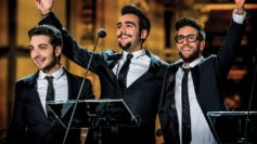 """Il Volo in Soverato, July 14th with their tribute concert """"Magical Night"""""""