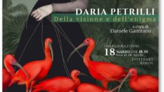 """DiffèrArt inaugurates exhibit """"Della visione e dell'enigma,"""" dedicated to the work of Daria Petrilli"""