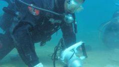 Archeologia subacquea, avviate le attività del progetto BLUEMED