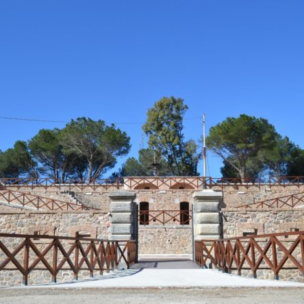 January 21st tour of Umbertine forts of Reggio Calabria