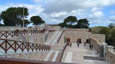 Le fortificazioni umbertine di Reggio Calabria tornano al loro vecchio splendore