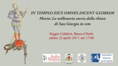Movio: La millenaria storia della chiesa di San Giorgio in Rete