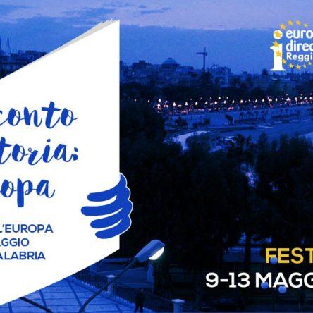 Ti racconto una storia: l'Europa. Pronto il cartellone di eventi  per la Festa dell'Europa 2017 a Reggio Calabria