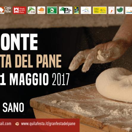"""Il Parco sarà alla """"Gran Festa del Pane"""" di Altomonte"""