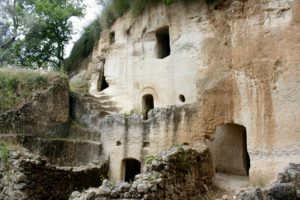 Insediamento rupestre di Zungri