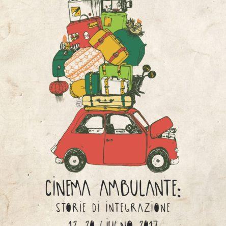 CINEMA AMBULANTE storie di integrazione  dal 12 al 20 giugno