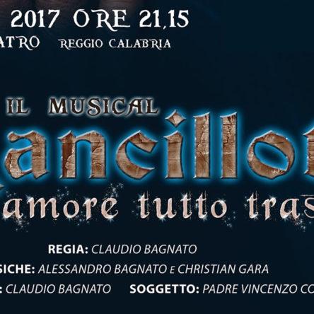 CatonaTeatro: l'8 luglio il musical Lancillotto, l'amore tutto trasforma