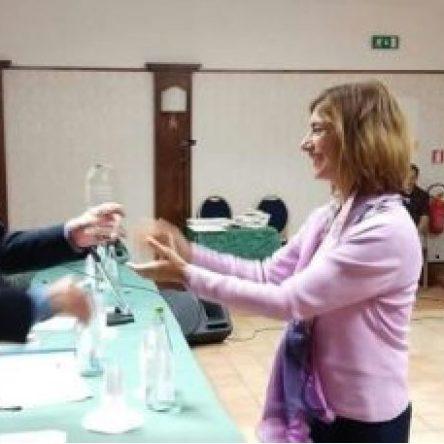 A Sonia Vivona il premio Cumani Quasimodo per la poesia