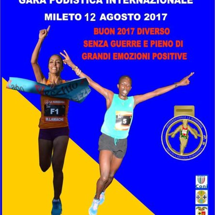 """The 6th edition of the International Racing """"La Normanna"""" of Mileto"""