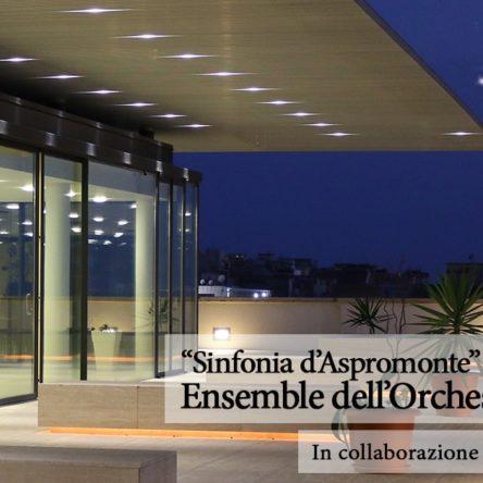 Sulla terrazza panoramica del Museo di Reggio Calabria le note dei Fiati di Delianuova