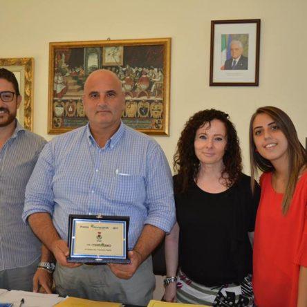 Premio Hinnovatek 2017, Cirò città a impatto zero