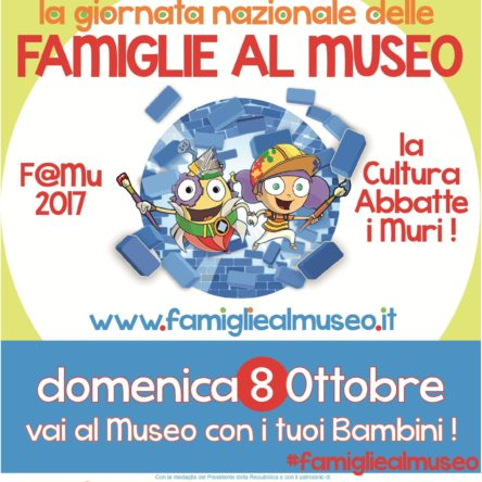 "The City of Reggio Calabria joins ""National Day of Families at the Museum"""