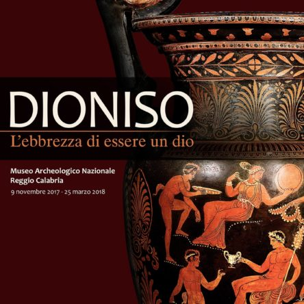 Archaeological Museum of Reggio hosts a new exhibition dedicated to Dionysus