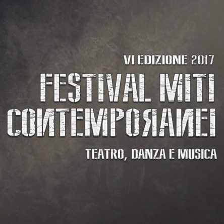 Tra persuasione e mito si apre la VI edizione del festival itinerante Miti Contemporanei