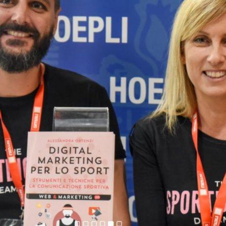 """Il 5 dicembre il workshop gratuito """"Sportdigitale"""" dedicato ai nuovi strumenti digitali per comunicare lo sport sul web"""