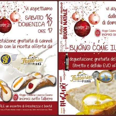 Reggio, weekend of flavor in Piazza Duomo with tastings of cannoli, ice cream and local breads